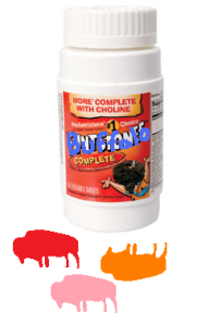 Buffalo Vitamins - Now in suppository form!